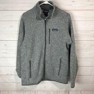 Patagonia | Men's Full Zip Better Sweater Size m